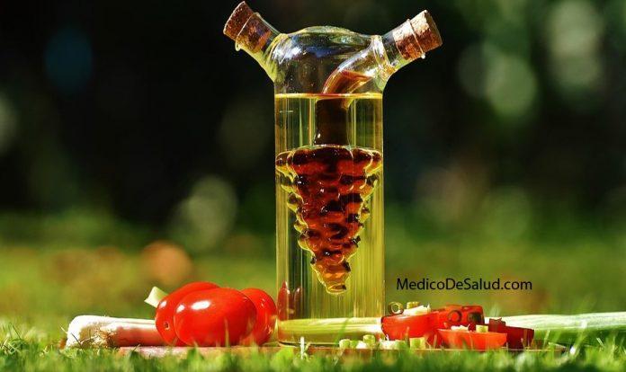 ¿El vinagre blanco es bueno para la salud?