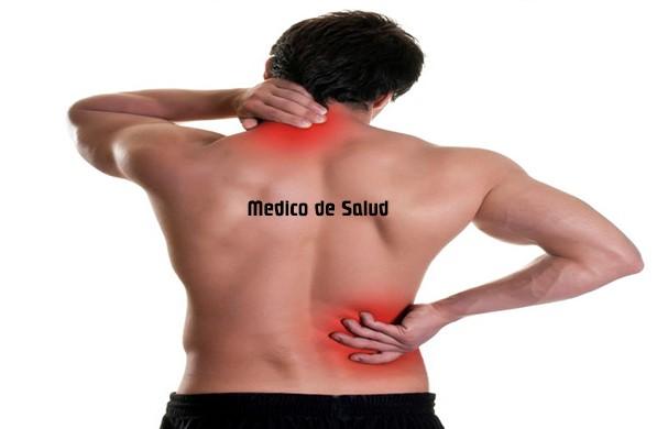 Espalda izquierdo de dolor lado