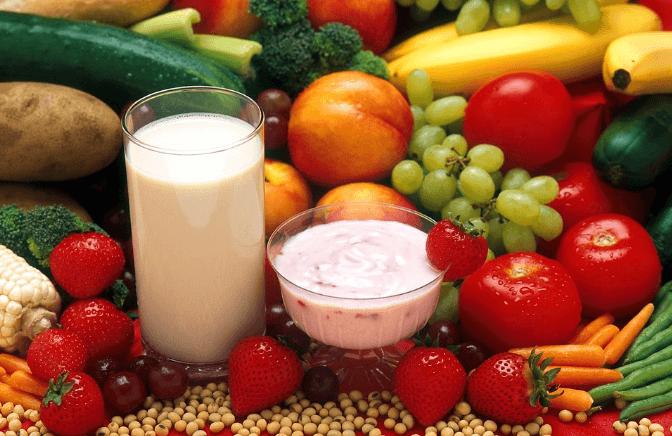 Alimentos saludables para toda la familia